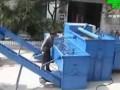 食用菌装包生产线 液压翻斗拌料机(搅拌机)装袋(装袋机)生产线 (317播放)