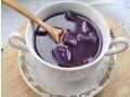 银耳紫薯羹
